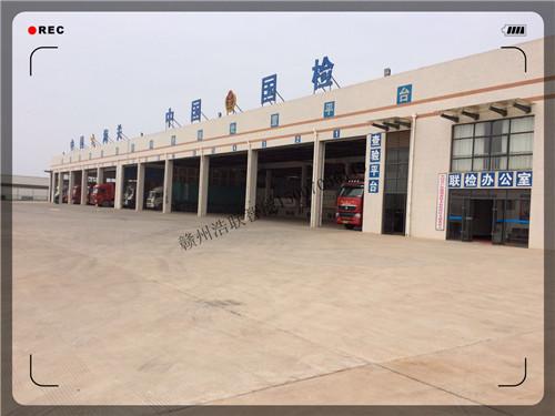 赣州港海关检验中心监控安防工程